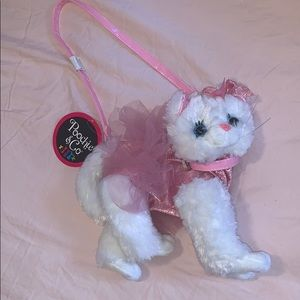 Poochie & Co Accessories - {Poochie & Co} - Kitty Purse- New!